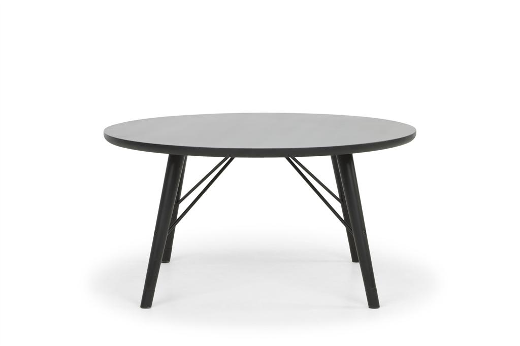 arc-1005-round-table-oak-wood-matt-black-colour-black-steel-leg-details-front