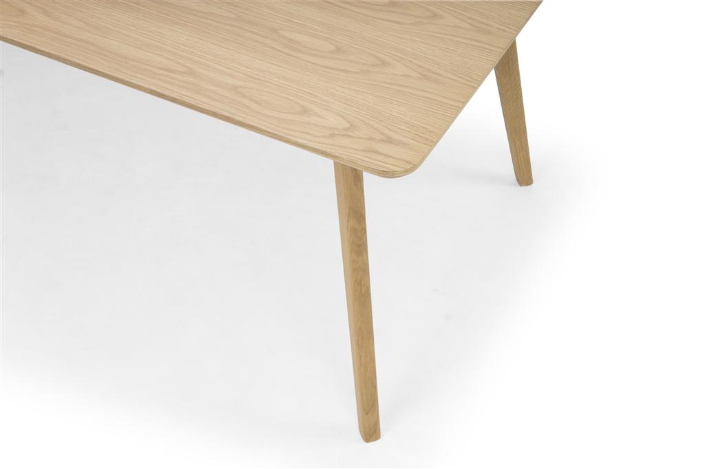 arc-1017-dining-table-200x100x75cm-natural-oak-legs-metal-hinge-close-up