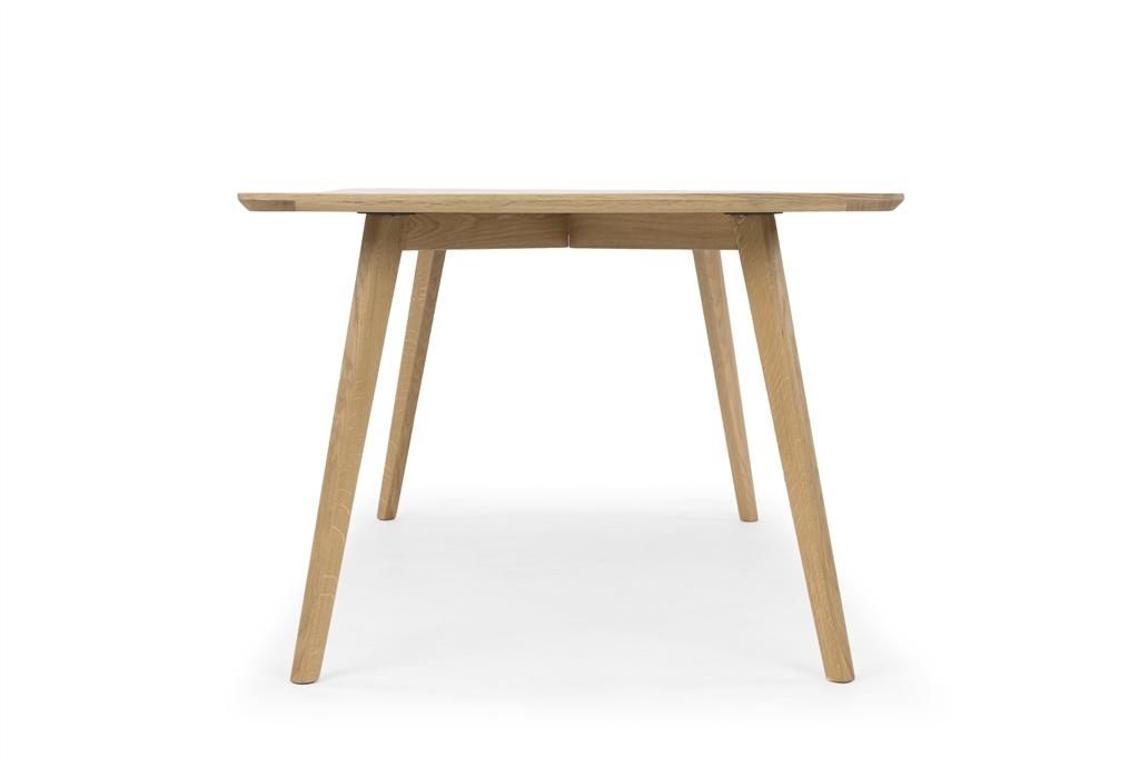 arc-1017-dining-table-200x100x75cm-natural-oak-legs-metal-hinge-side
