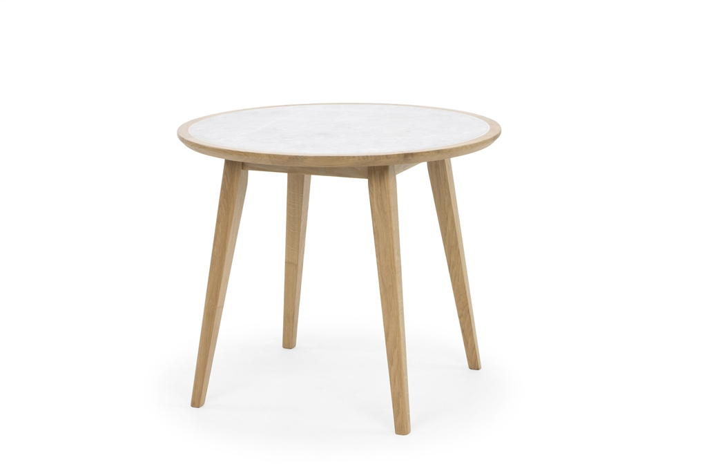 arc-1021-round-table-natural-oak-legs-marble-table-top-angle