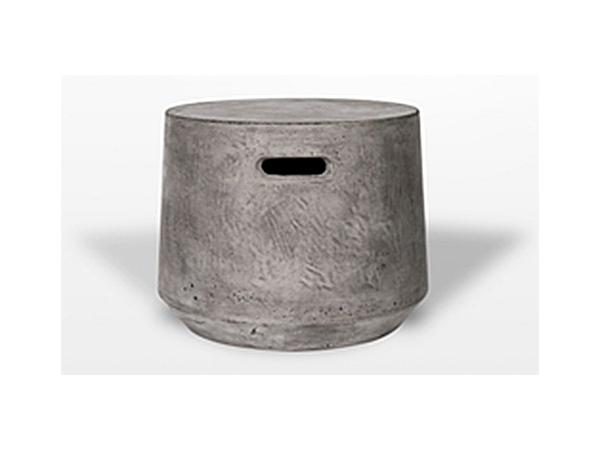 lightweight concrete stools