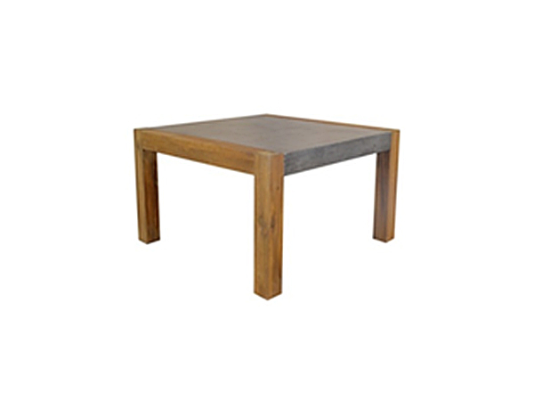 lightweight concrete coffee & side tables