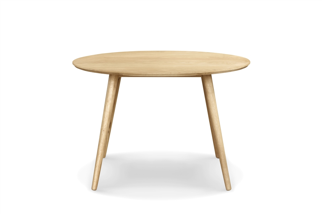 Retro Dining Round Table, Front